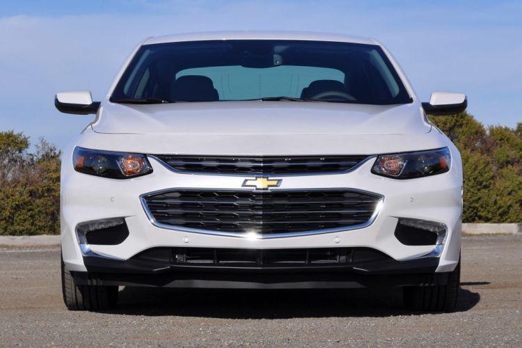 2016 Chevrolet Malibu Hybrid cars sedan wallpaper