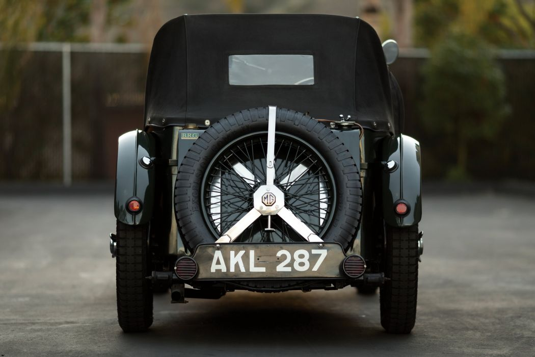 1933 MG L1 Magna vintage luxury m-g l-1 tourer wallpaper