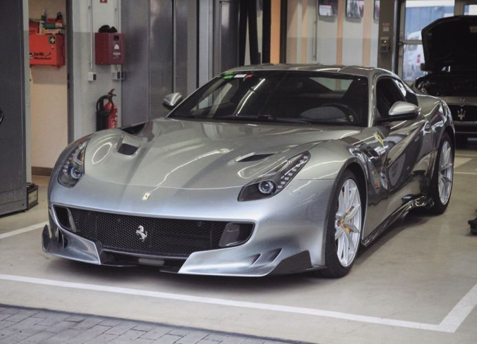Ferrari F12 tdf coupe cars 2016 wallpaper