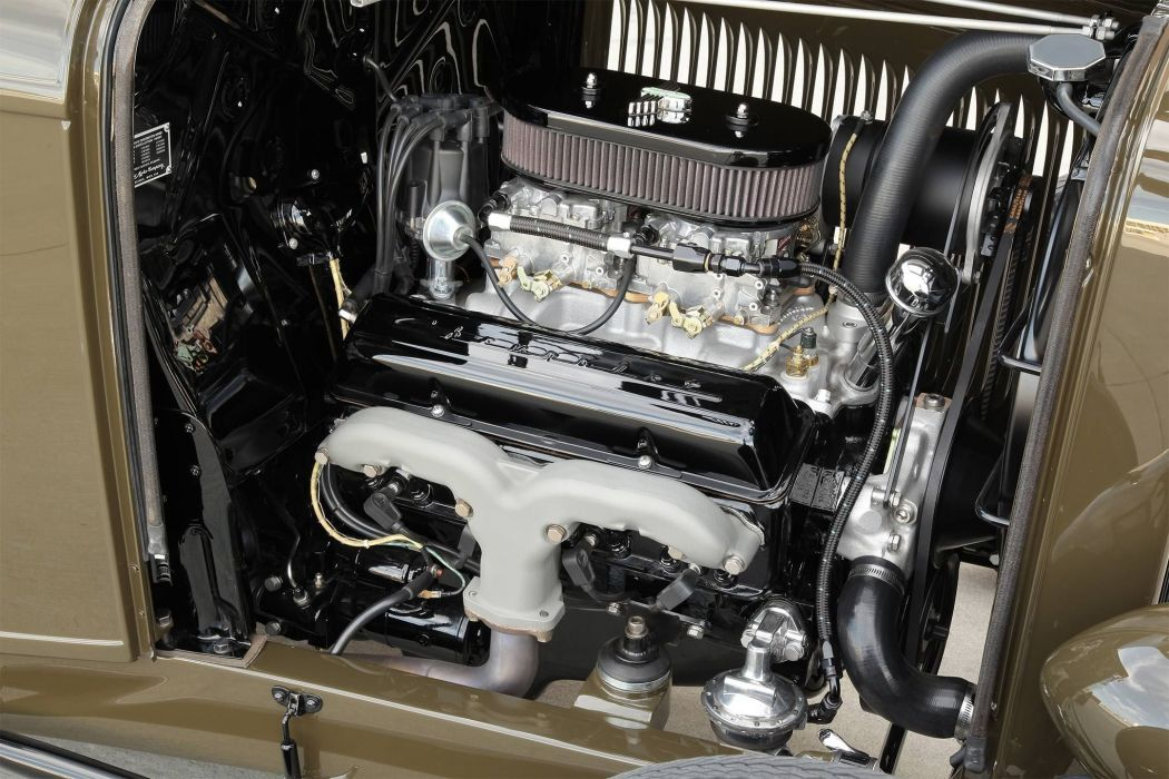 1932 Ford Highboy Roadster vintage custom hot rod rods wallpaper