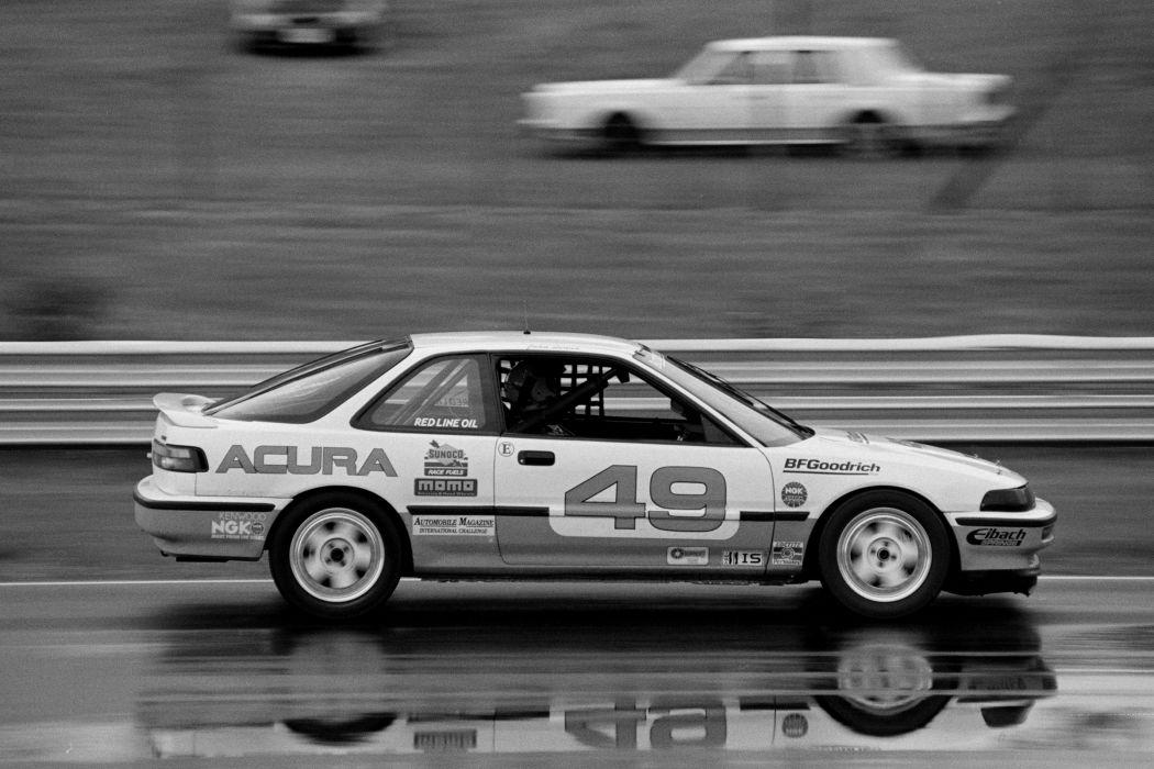 1991-93 Acura Integra IMSA GTP Lights rally race racing wallpaper
