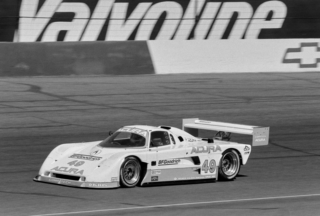 1992 Spice Acura NSX IMSA GTP rally race racing wallpaper