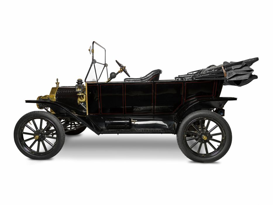 1913 Ford Model-T Touring vintage luxury wallpaper