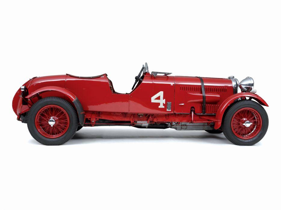 1935 Lagonda M45R rally race racing vintage wallpaper