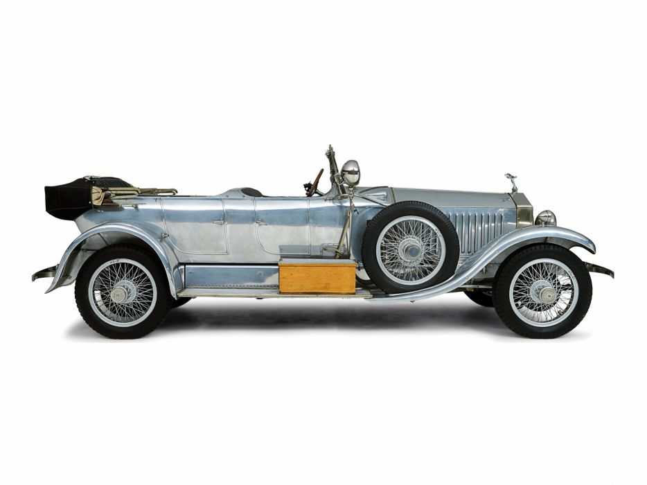 1926 Rolls Royce Phantom I 40 50HP Torpedo Tourer Barker luxury vintage wallpaper