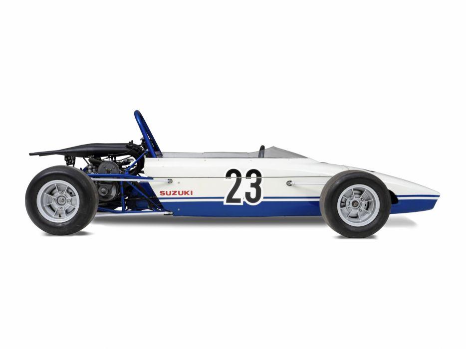 1969 Nialco Suzuki Fronte R-Q Racecar LC10 f-1 formula race racing wallpaper
