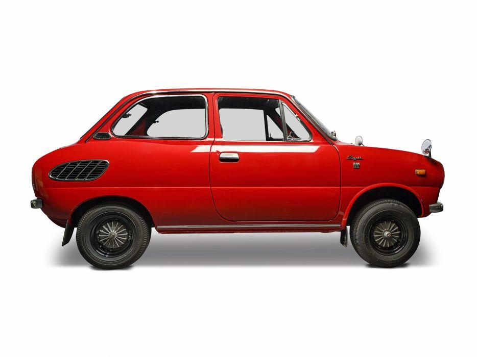 1969 Suzuki Fronte 500 LC10 classic compact wallpaper