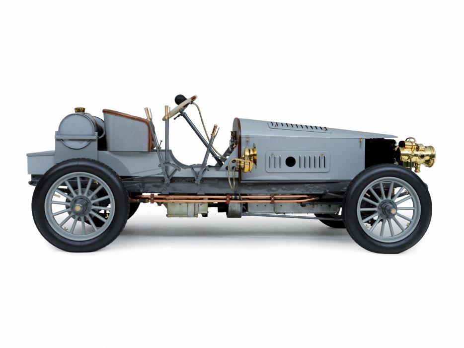 1903 Spyker 60HP vintage luxury race racing wallpaper