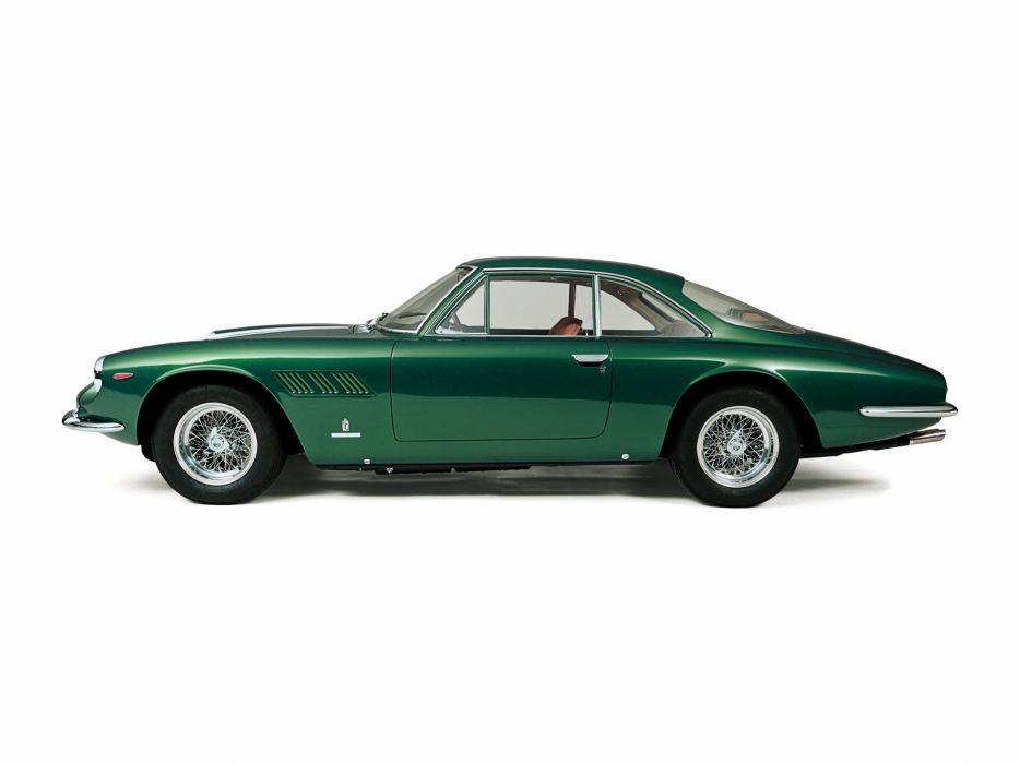 1964 Ferrari 500 Superfast Speciale Pininfarina supercar classic wallpaper