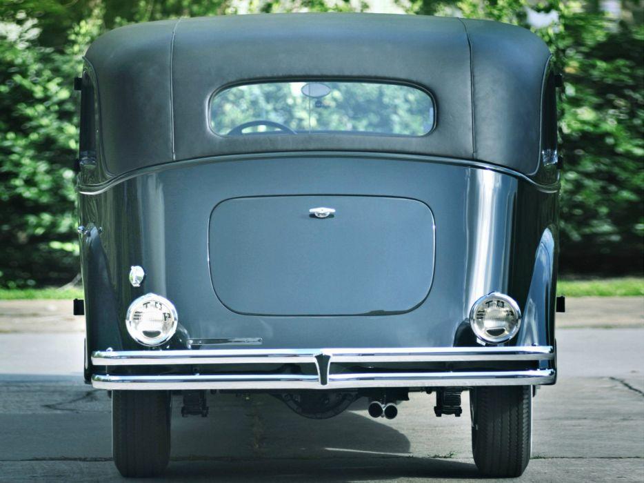 1937 Duesenberg Model-J 587-2613 Throne Limousine Bohman Schwartz luxury vintage wallpaper