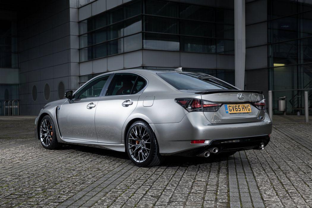 2015 Lexus GSF UK-spec wallpaper