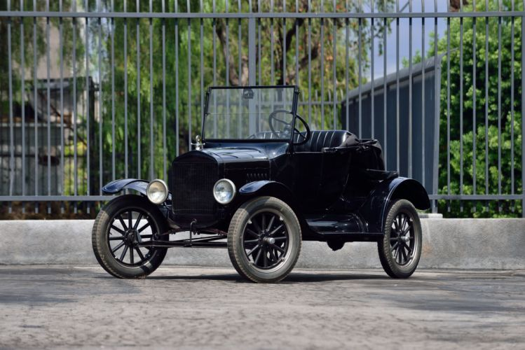 1925 Ford Model-T Runabout vintage wallpaper