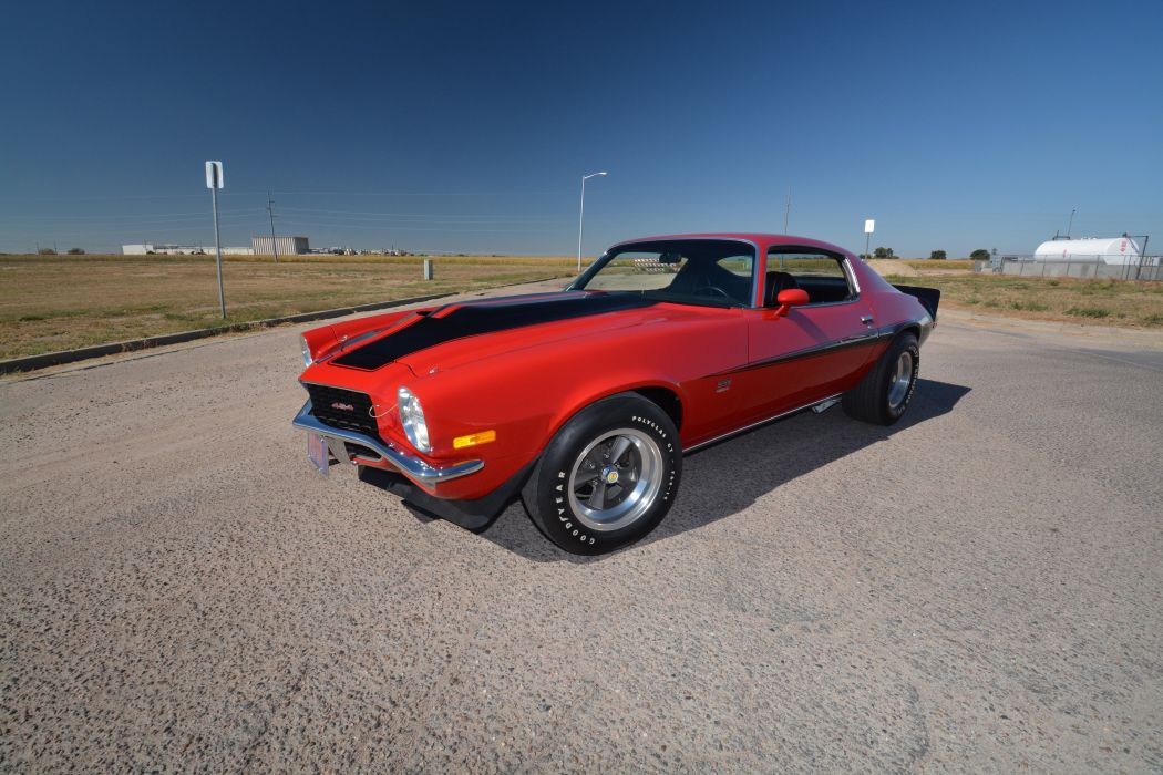 1971 Baldwin Motion Phase-III 454 Chevrolet Camaro Z28 hot rod rods custom muscle classic tuning wallpaper
