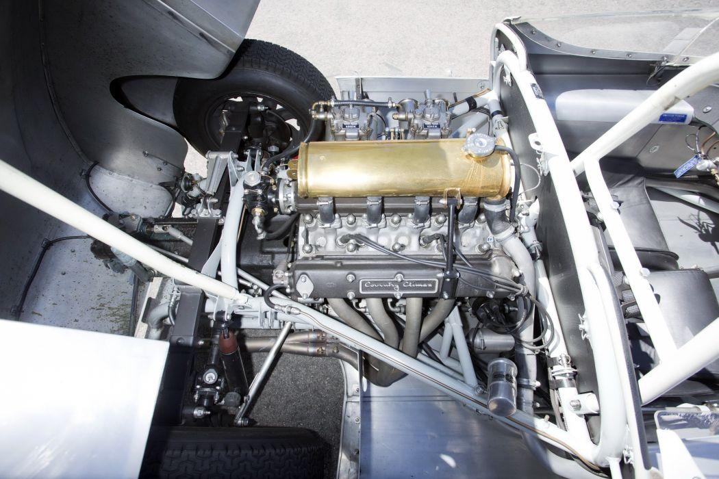 1959 Cooper T49 Rally race racing retro lemans le-mans wallpaper