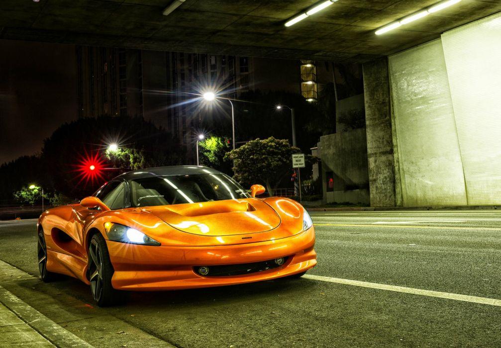 2005 Vision SZR supercar wallpaper