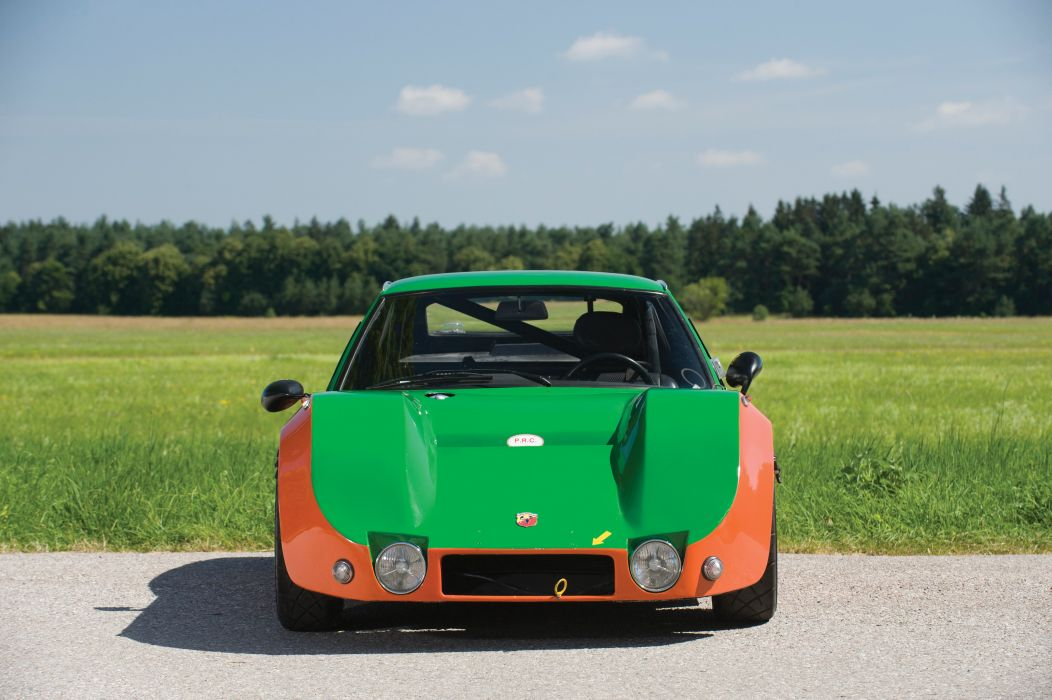 1969 Abarth Scorpione 1300 Corsa Tipo 104-N Francis Lombardi rally lemans le-mans race racing wallpaper