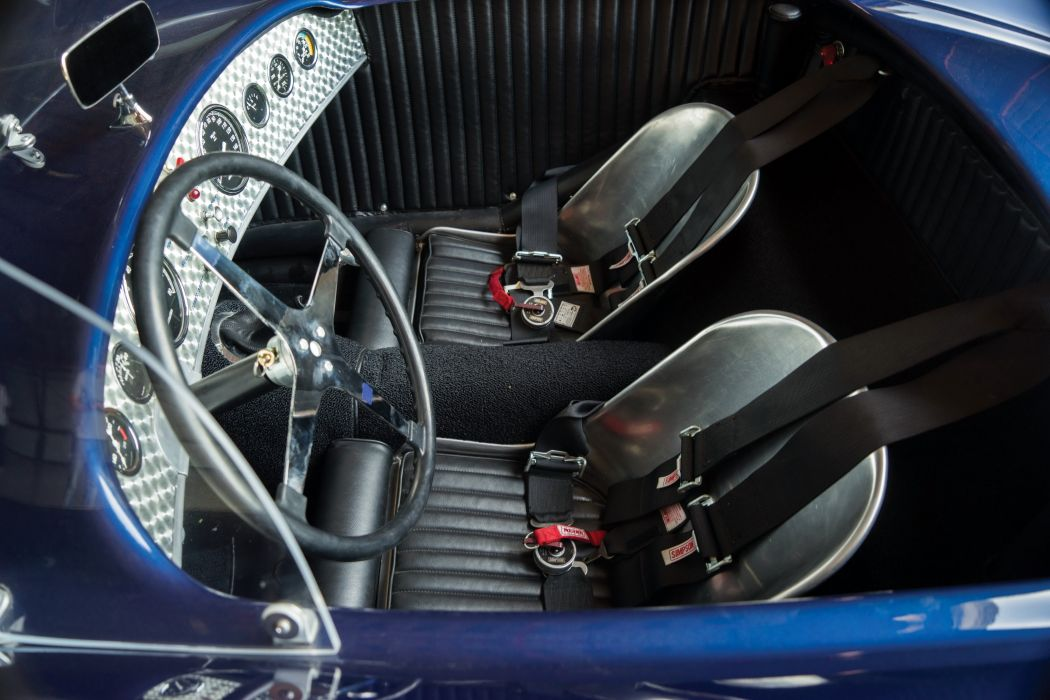 1954 Sorrell Manning Special Roadster retro supercar wallpaper