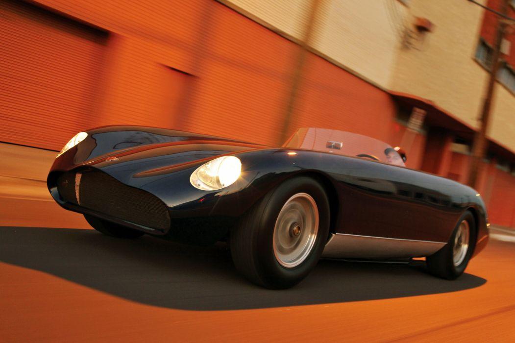 1954 Sorrell Manning Special Roadster retro supercar wallpaper