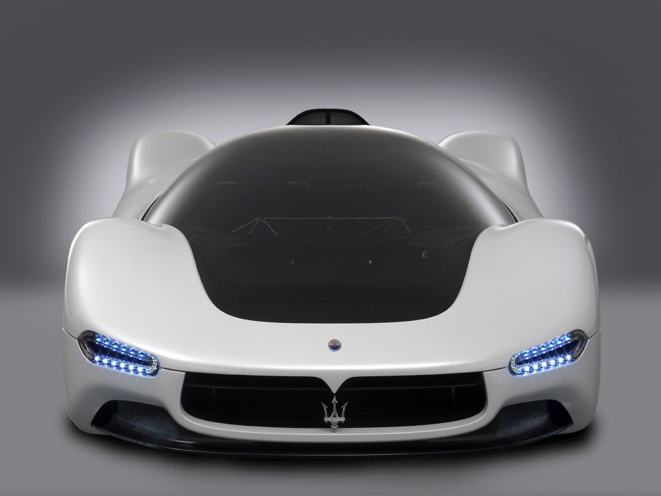 2005 Maserati Birdcage 75th Concept Pininfarina supercar wallpaper