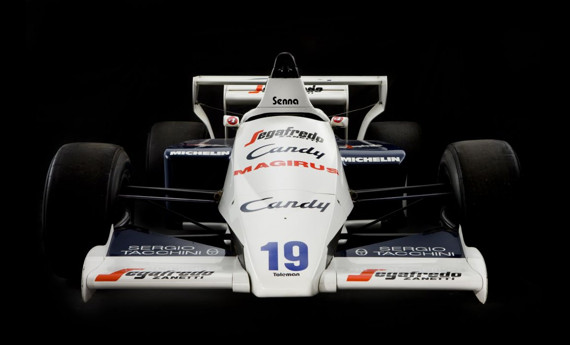 1984 Toleman TG184 F-1 formula race racing wallpaper