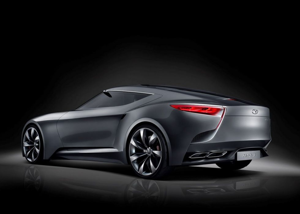 Hyundai genesis concept cars wallpaper