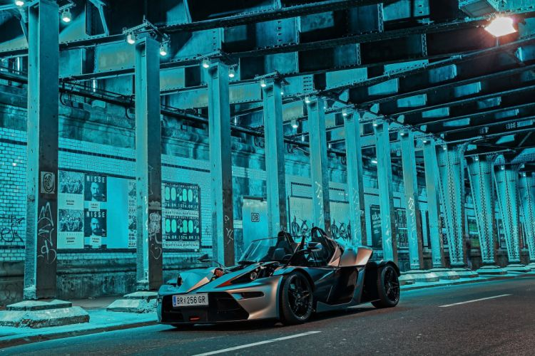 KTM X-Bow GT cars 2016 WIMMER modified wallpaper