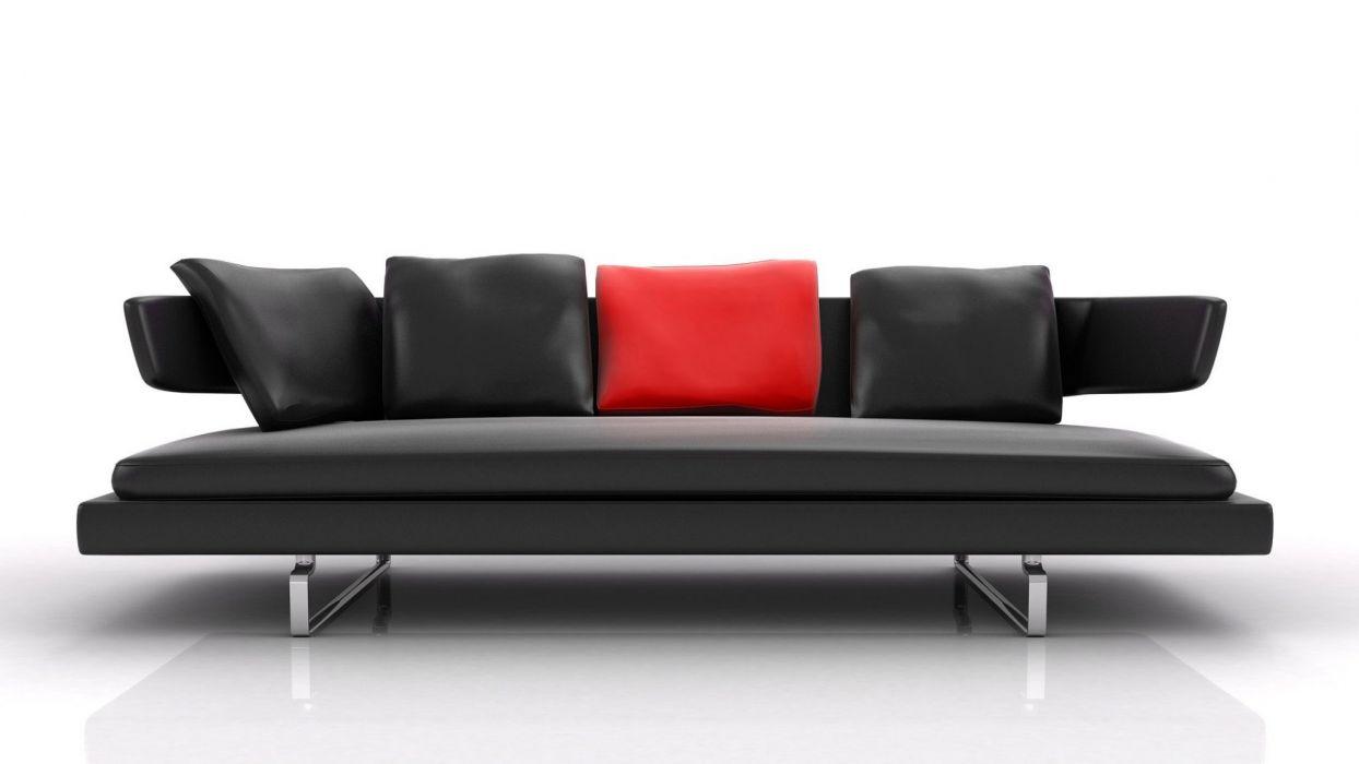 mueble sofa cogines wallpaper