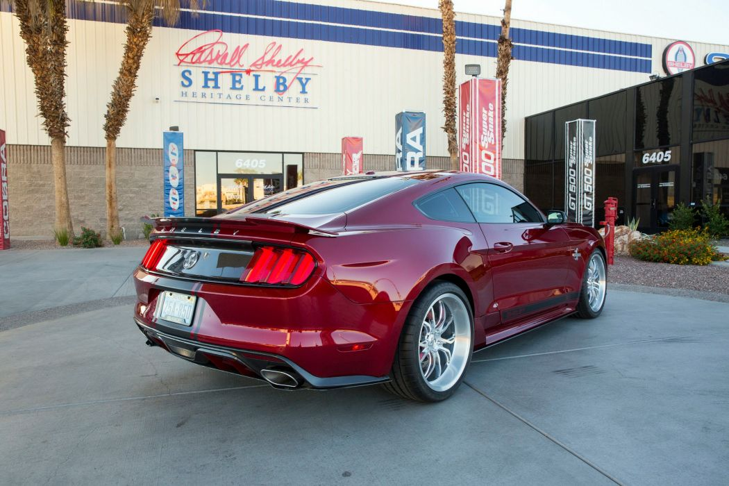 2015 Shelby Super Snake muscle ford mustang wallpaper