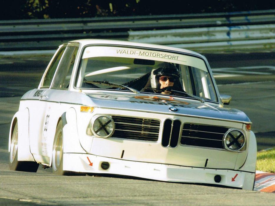 BMW 2002ti Waldi Motorsport race racing 2002 rally t-i wallpaper