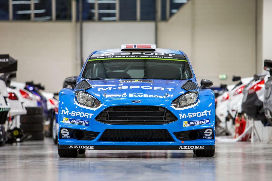 2016 Ford Fiesta RS WRC race racing r-s wallpaper