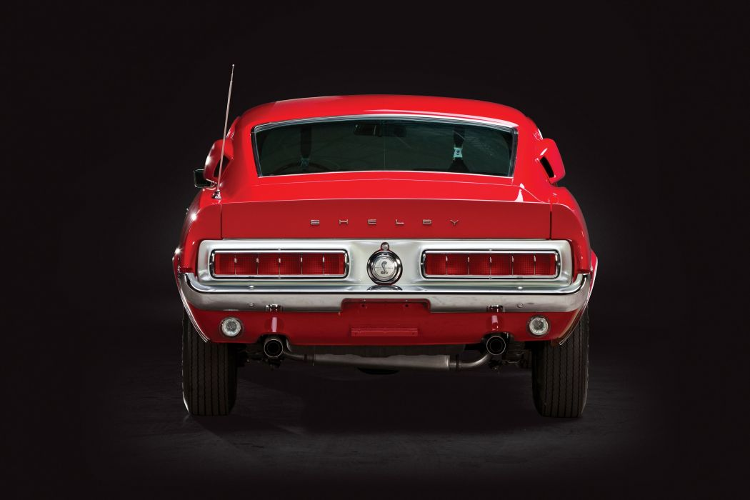 1968 Shelby GT350 H muscle classic ford mustang wallpaper