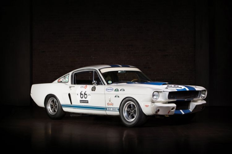 1966 Shelby GT350 Race racing muscle ford mustang classic rally wallpaper