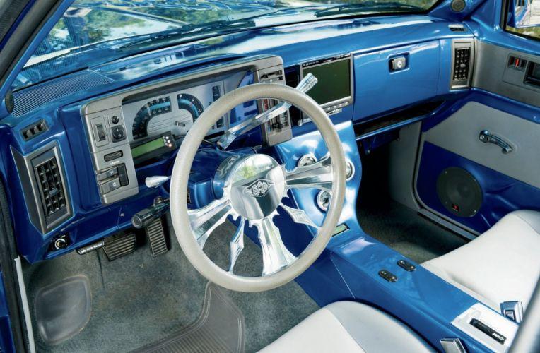 1988 Chevrolet S-10 Pickup lowrider tuning s10 custom wallpaper