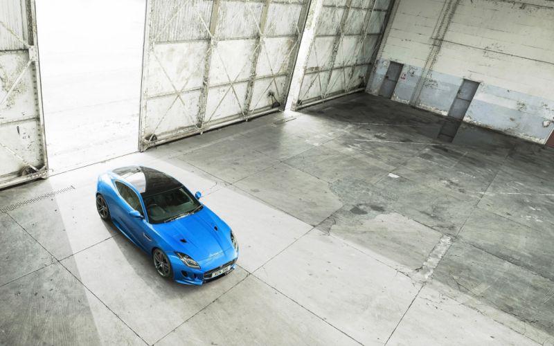 2016 Jaguar F-Type British Edition wallpaper