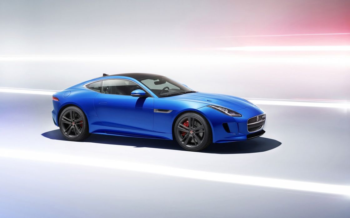 2016 Jaguar F-Type British Edition wallpaper