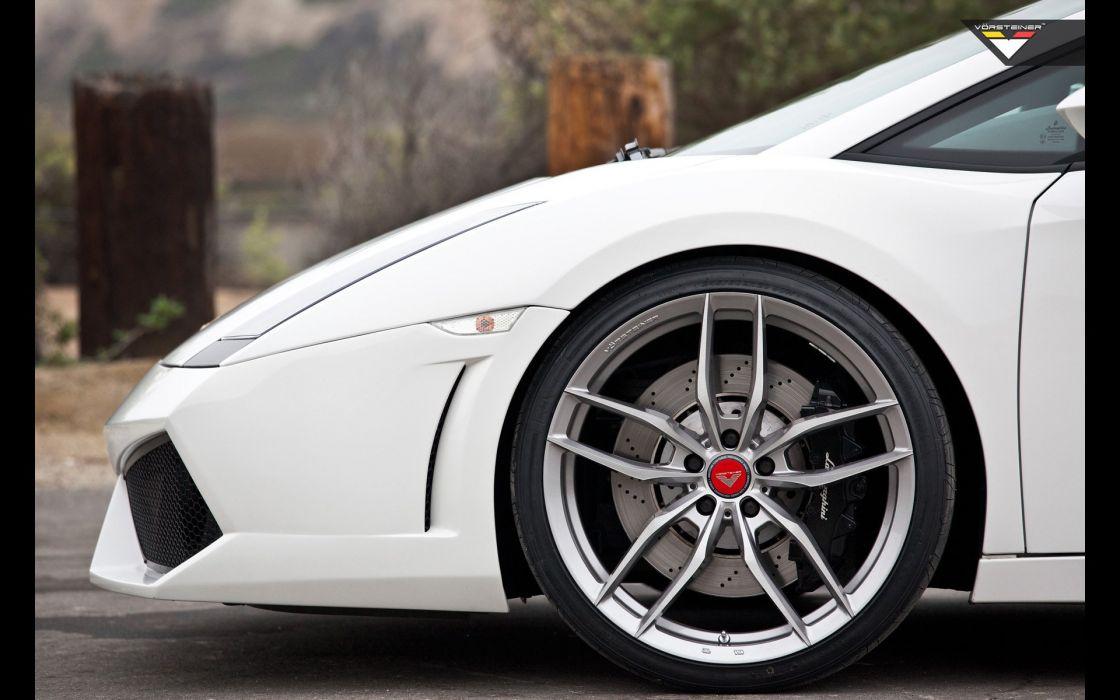 2014 Vorsteiner Lamborghini Gallardo V-FF 105 supercar wallpaper