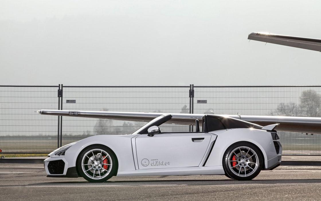 2016 Daehler Roding Roadster R-1 supercar wallpaper