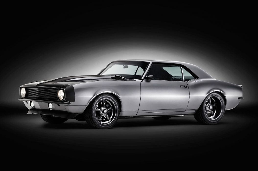 1968 Chevrolet Camaro Yenko custom hot rod rods tuning muscle classic wallpaper