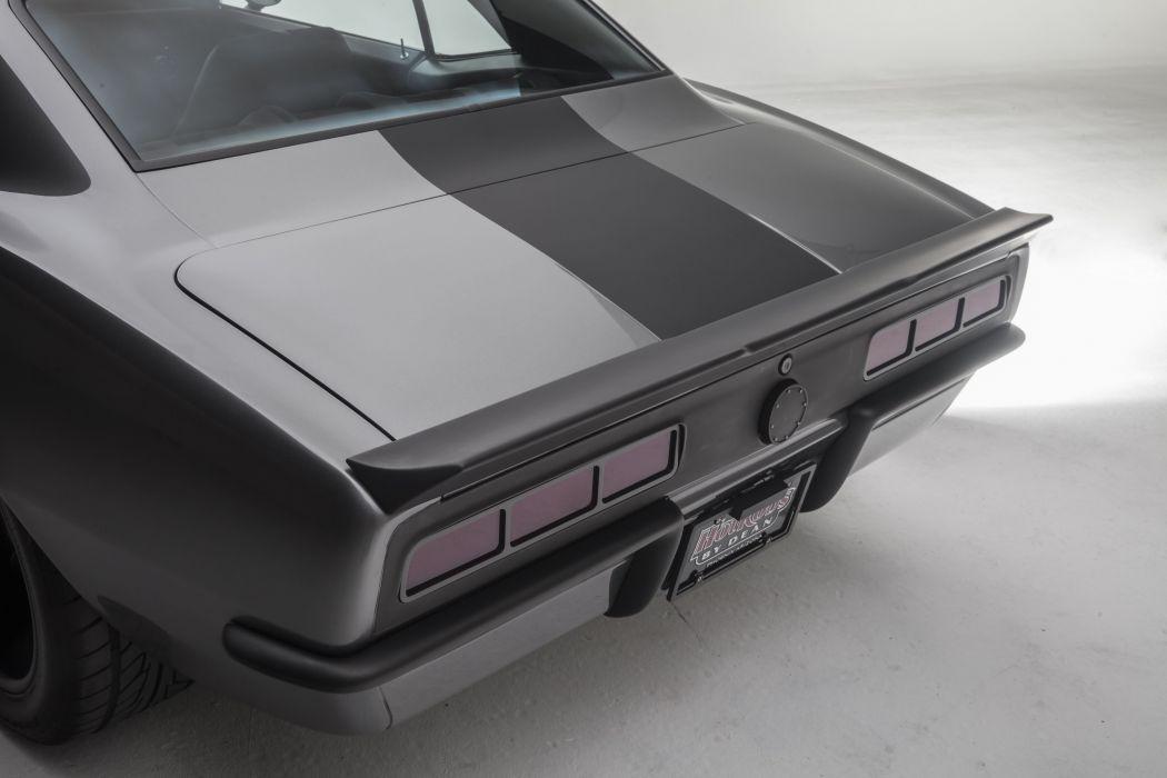 1968 Chevrolet Camaro Yenko custom hot rod rods tuning muscle classic wallpaper