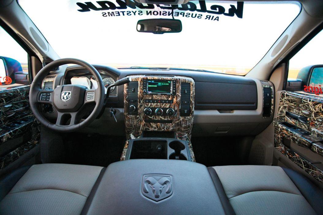 2013 Dodge Ram 2500 4x4 mopar pickup custom tuning wallpaper