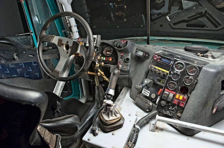 Iveco Powerstar Dakar rally offroad 4x4 semi tractor race racing wallpaper