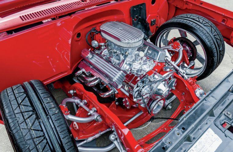 1982 Chevrolet C10 pickup custom lowrider hot rod rods wallpaper