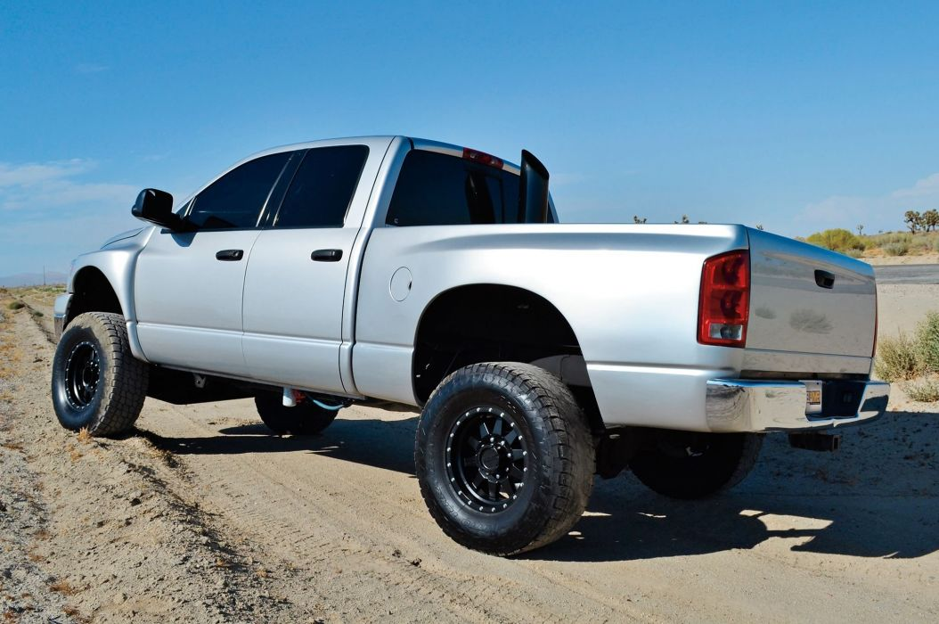 2006 Dodge Ram 2500 pickup mopar 4x4 custom tuning wallpaper