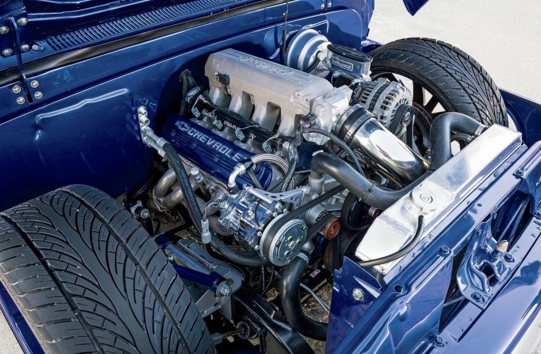 1964 Chevrolet C10 pickup custom tuning lowrider hot rod rods wallpaper