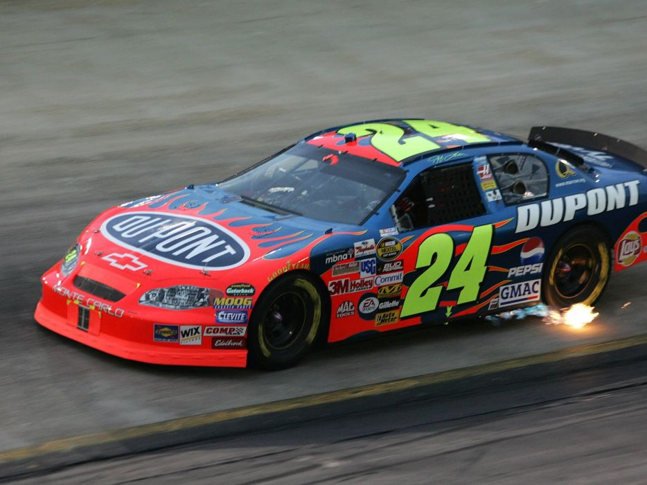 NASCAR race racing wallpaper