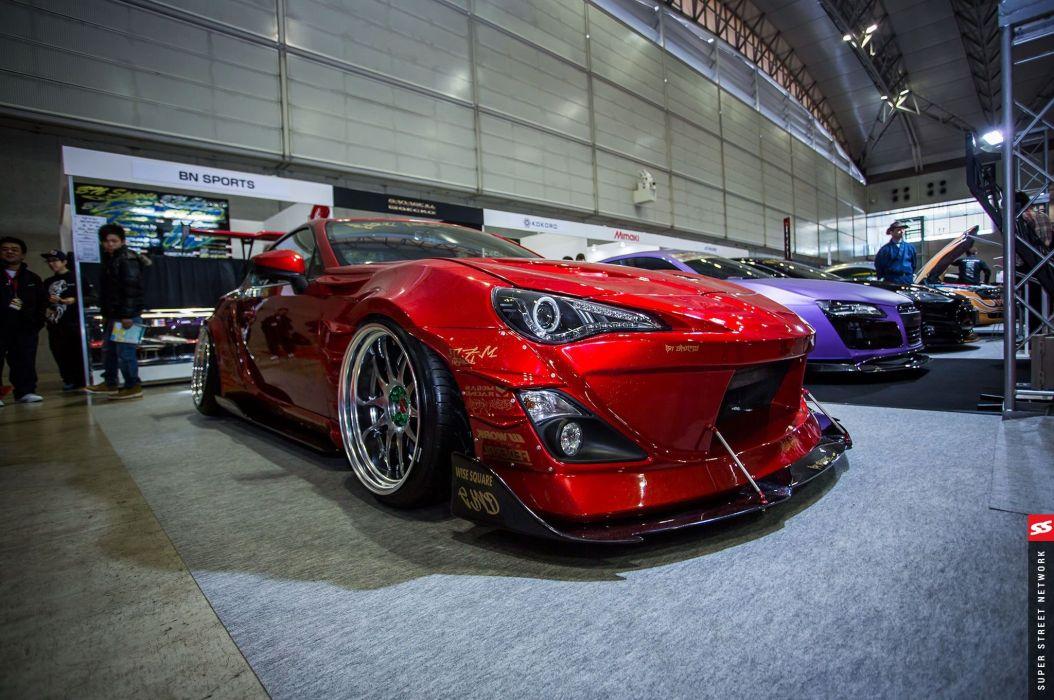 Tokyo Auto Salon 2016 cars tuning modified wallpaper