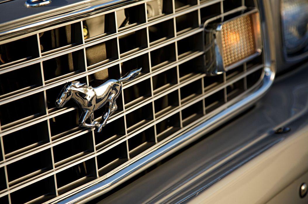Ruggirello Roush Ford Mustang-II custom hot rod rods muscle mustang classic wallpaper