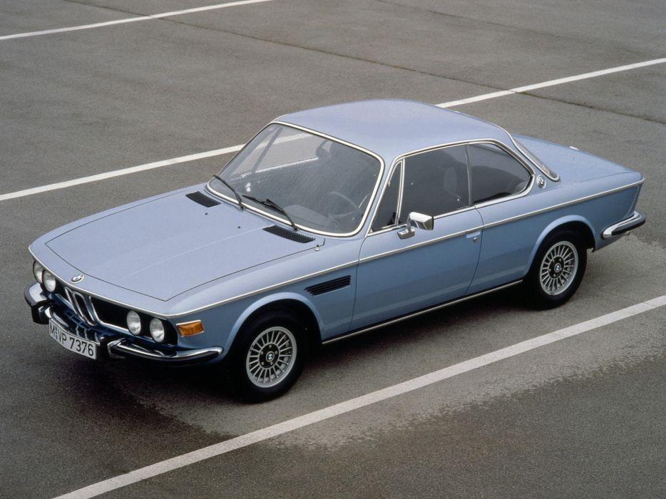 1974 BMW 3-0 C-S E-9 classic wallpaper