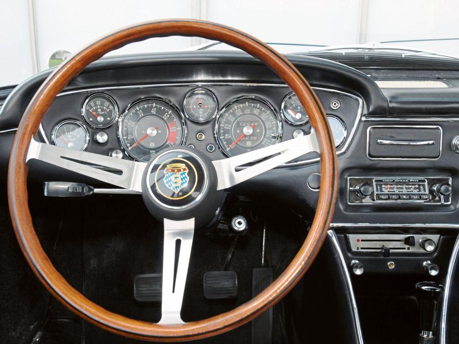 1968 BMW Glas 3000 classic wallpaper