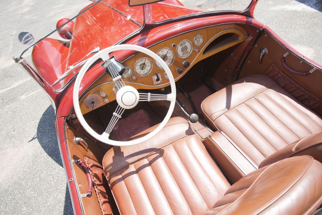 1936 WANDERER W25 K ROADSTER vintage luxury wallpaper